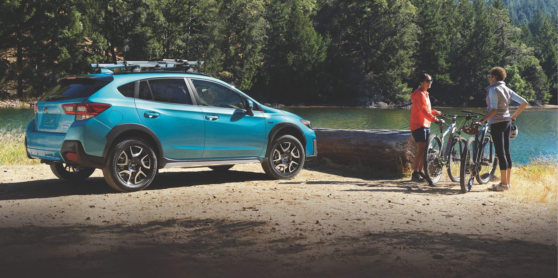 Subaru Crosstrek hybride
